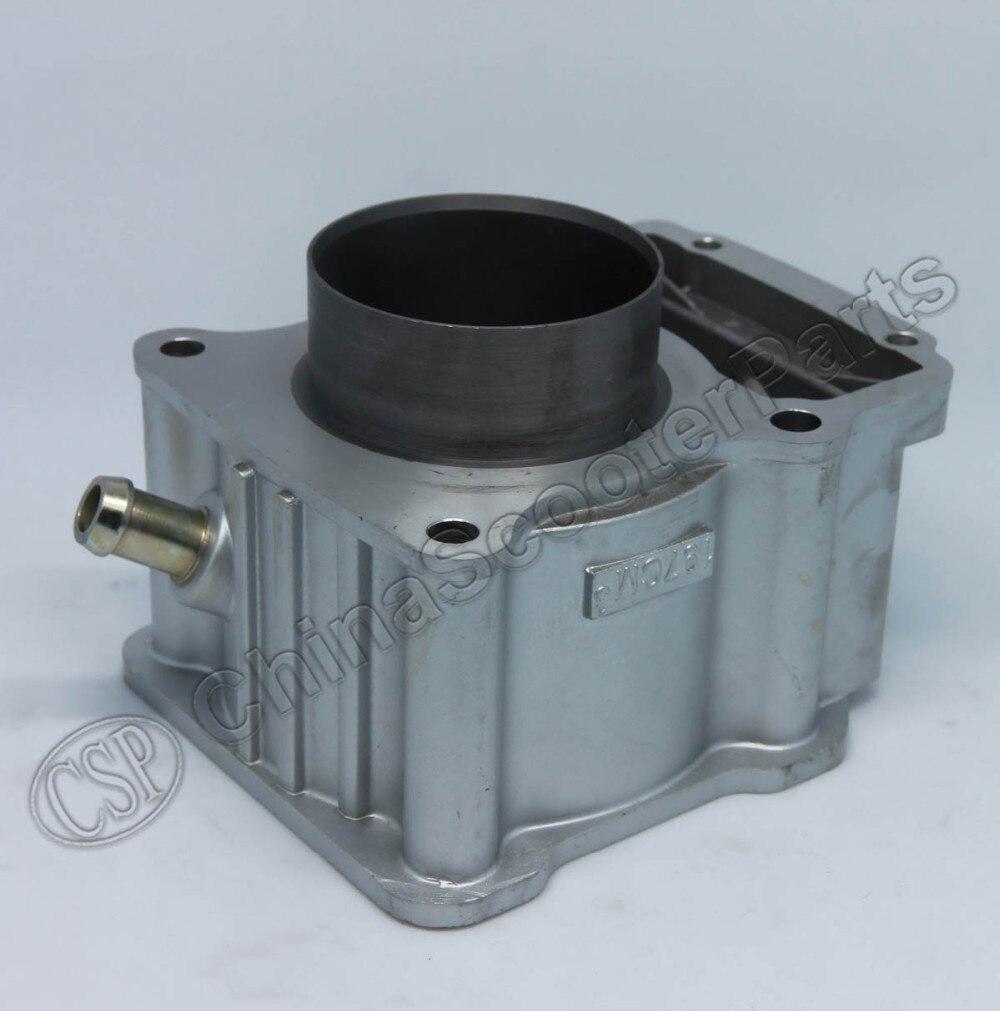 SHINERAY 250STXE Cylinder Engine Zongshen 250cc 167FMM