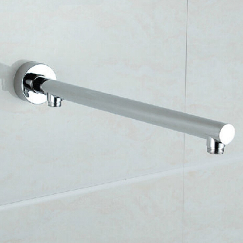 free shipping wholesale and retail promotion wall mounted shower arm shower pipe solid brass