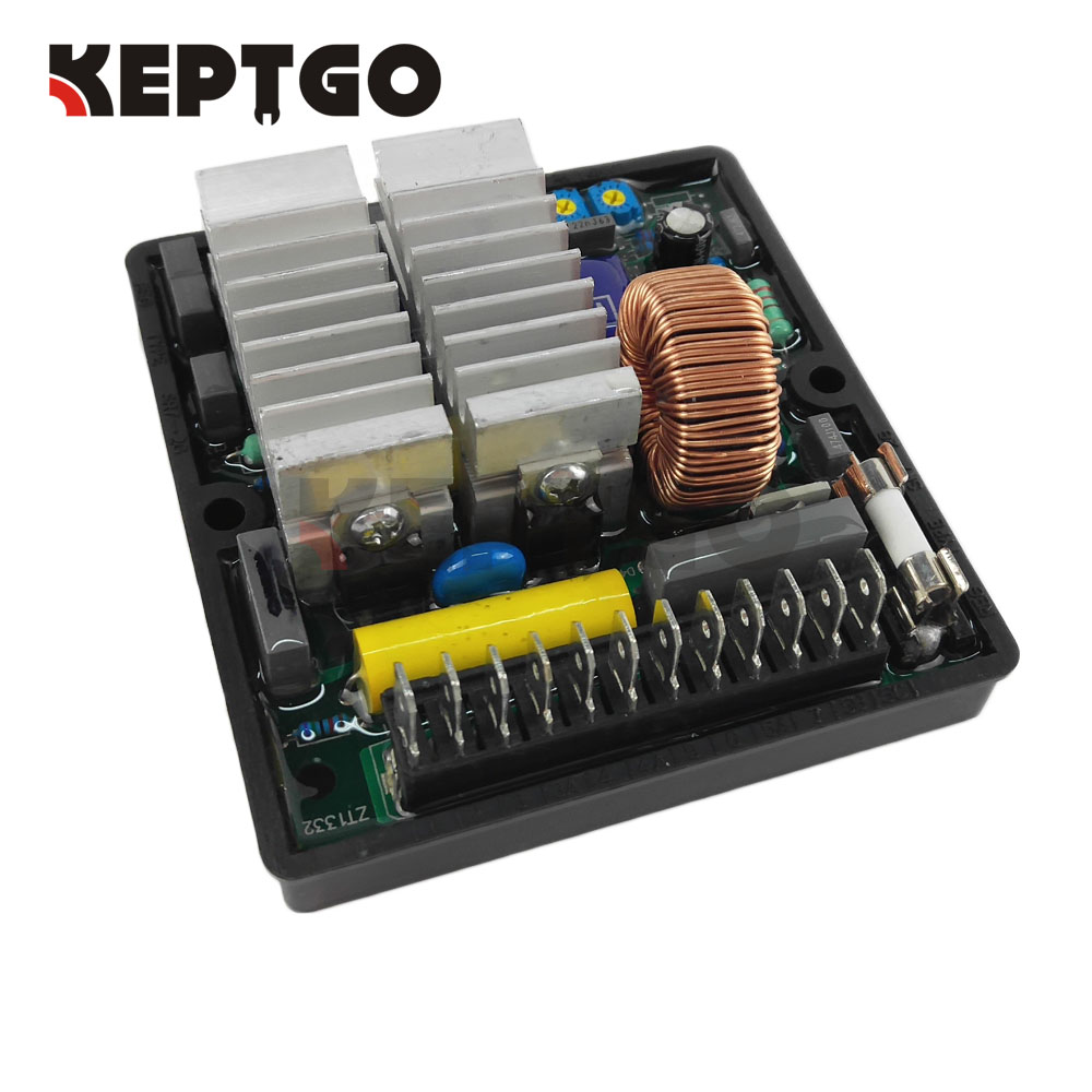 цена на AVR SR7 Automatic Voltage Regulator Stabilizer SR7-2 SR7 For Mecc Alte SR7-2G