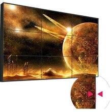 2015 new Samsung led hd display 3x3 LCD DID video wall walls