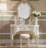 Bedroom Furniture European Dresser Champagne Gold Dresser Receive A Case