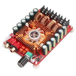 Image 4 - TDA7498E 2X160W carte amplificateur Audio double canal, prise en charge du Mode BTL 1X220W monocanal, Module dampli de puissance stéréo numérique DC 24V