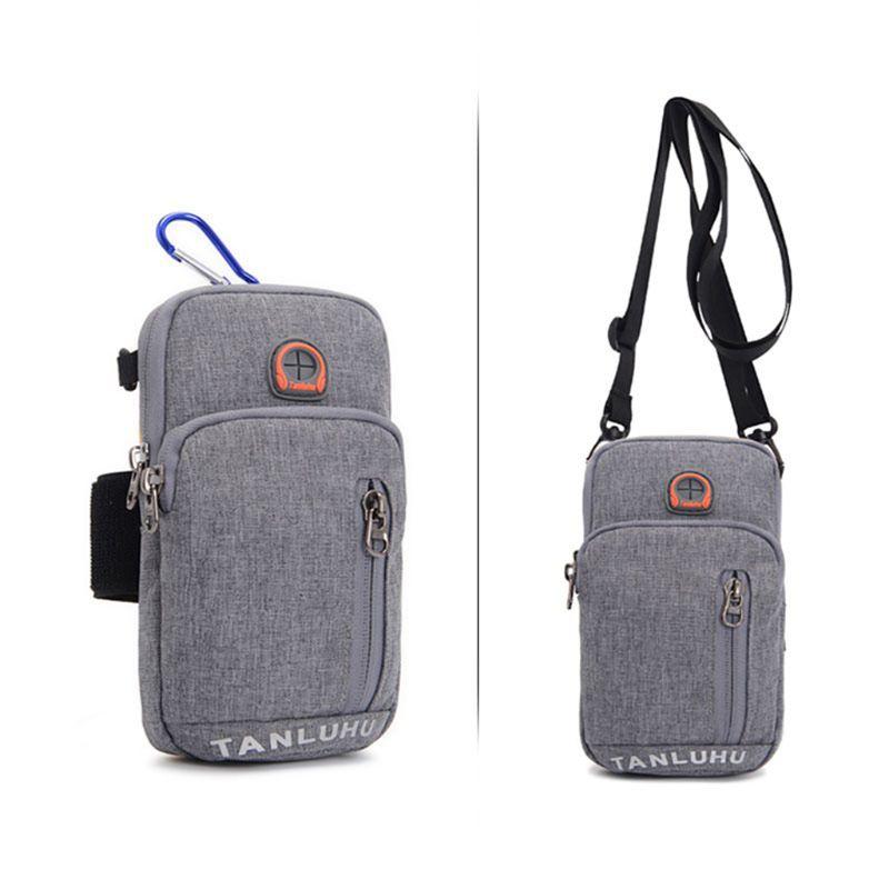 Beautiful Nylon Running Armband Phone Holder 2019 Travel Wallet Bag Money Belt Waist Pouch Shoulder Crossbody Outdoor Sports Purse Engagement & Wedding