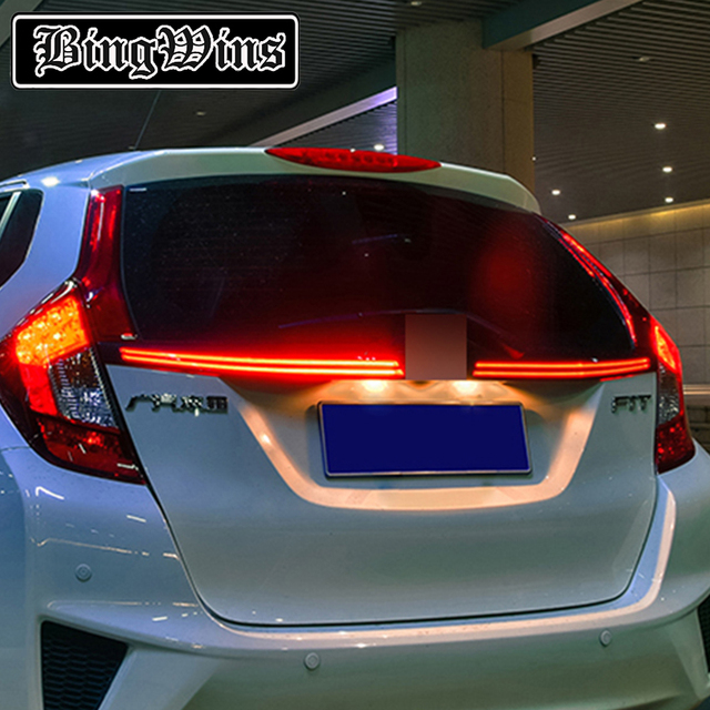 Car Styling For Honda Jazz Fit TAIL Lights LED Tail Light