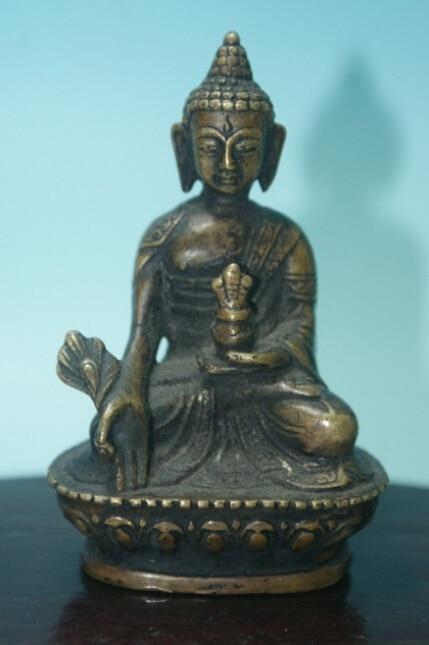 China Old Tibet Tibetan Buddhism Tara Buddha Statue GuanYin Copper Auspicious Statue Decoration Bronze Factory Outlets