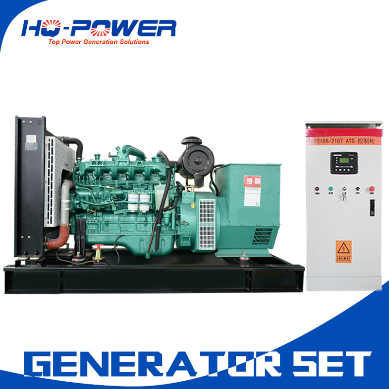 best choice 100kva open type water cooled generator with ATS for sale