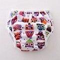 Jinobaby búho lindo de la nadada Snaps pañal pañales lavables ajustable natación bebé pañales cubierta para 10 libras a 38 lbs  swimwear baby diaper pañal bañador baby swimwear