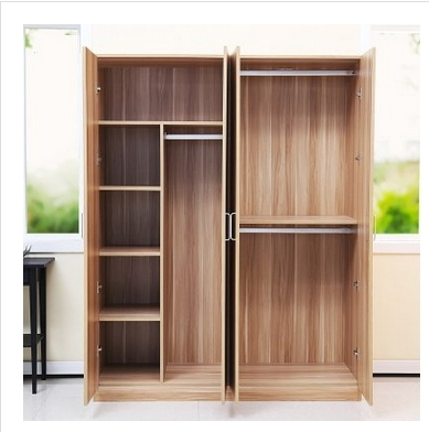 Simple Wooden Closet Wardrobe Combination Ikea Thirty Four
