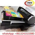 Поворотный планшетный УФ-принтер для печати кружка и бутылки