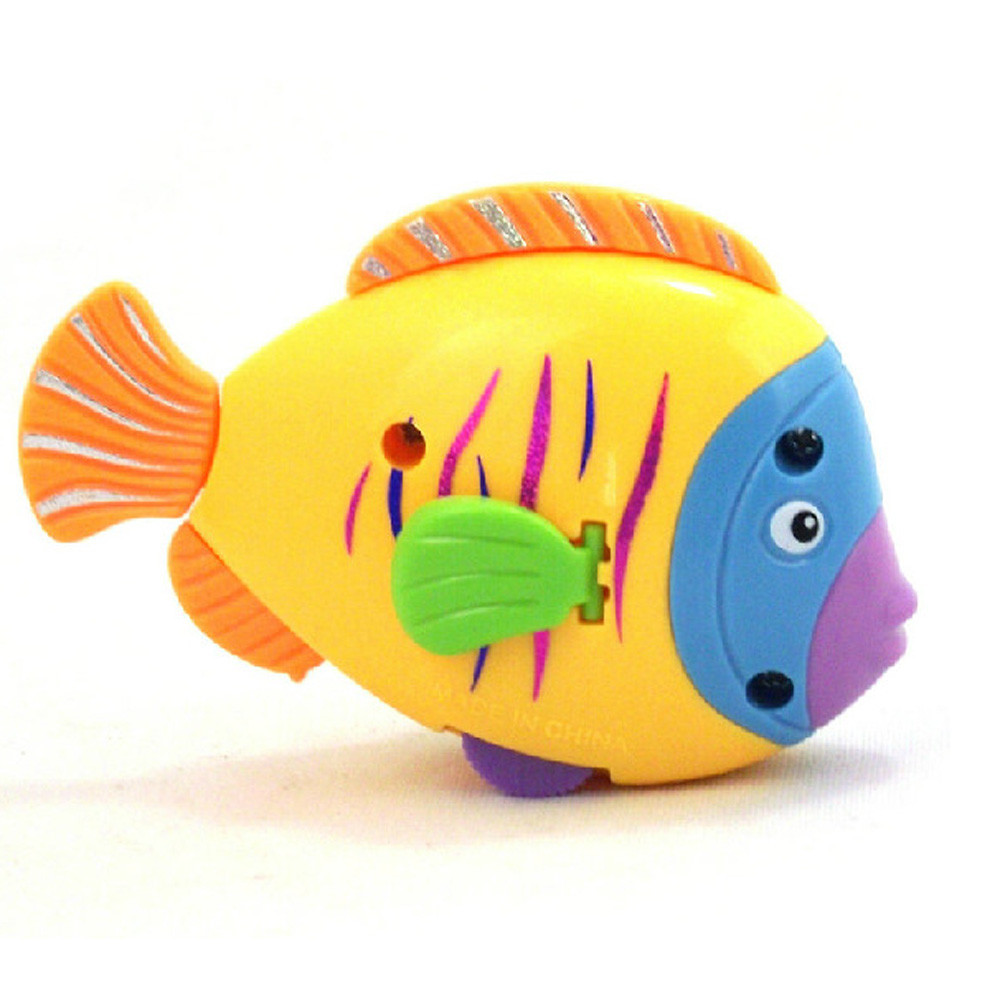 HIINST-Chain-On-The-Discus-Fish-Tail-Moving-ChildrenTake-A-Bath-Toy-On-The-Chain-Of-Colorful-Fish-Drop-Ship-Aug12-1