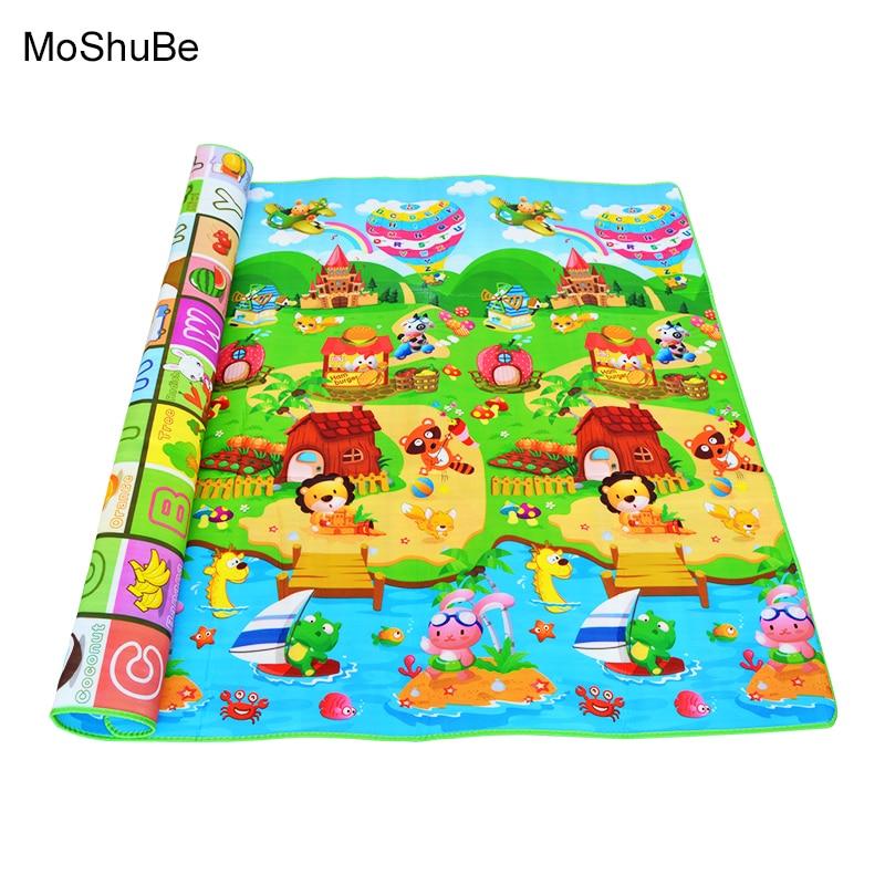 Aliexpress Com Buy Blanket Baby Play Mat Crawling Mat