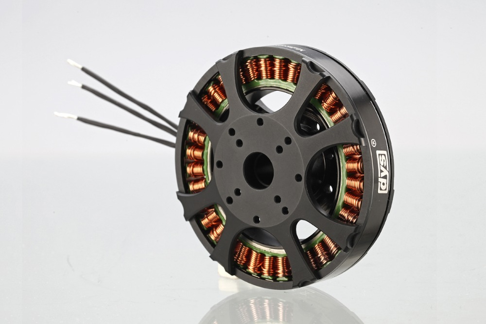 DYS 8108 BE8108 <font><b>brushless</b></font> <font><b>motor</b></font> <font><b>100KV</b></font> / 135KV 2.6kg / 3.75kg thrust 6-12s for multirotor multicopter FPV image