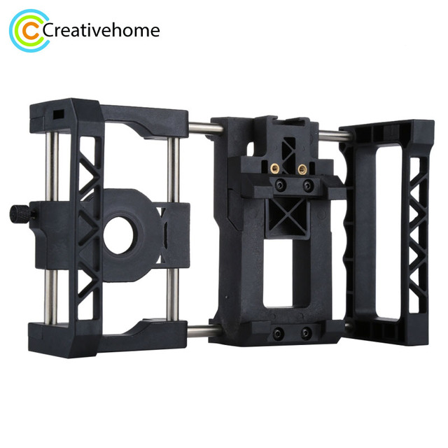 Handheld Phone Stabilizer Universal Portable Adjustable Mobile Phone Cage With Kit For iPhone,Samsung and Other Smartphones