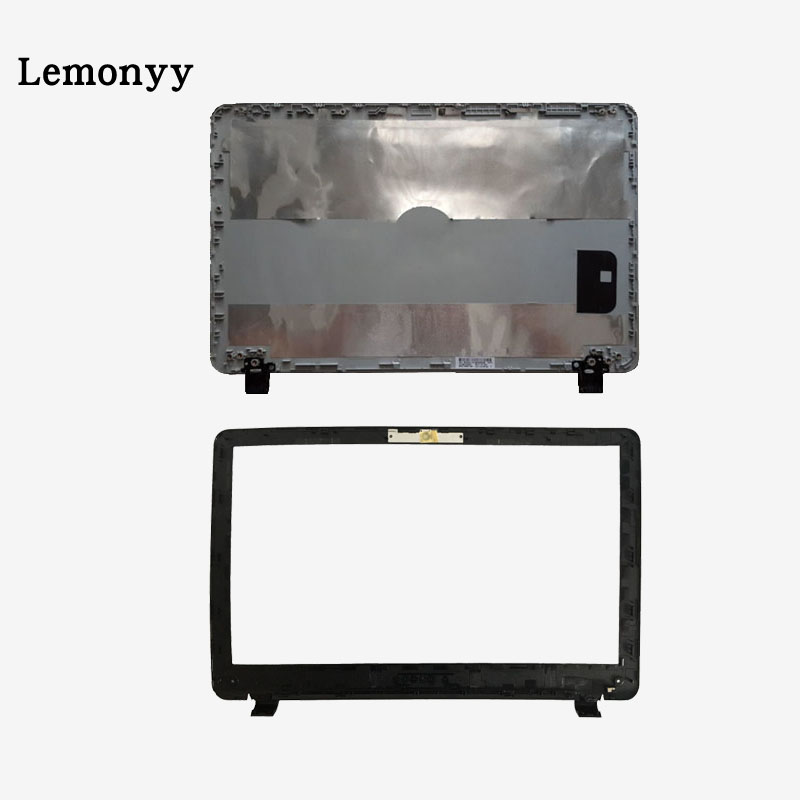 New Laptop LCD Top Screen Cover Lid/LCD front bezel For HP Probook 350 G1 350 355 G1 G2 758055-001 laptop lcd top cover for hp probook 450 455 g2 lcd front bezel palmrest upper with touchpad bottom case cover 791689 001