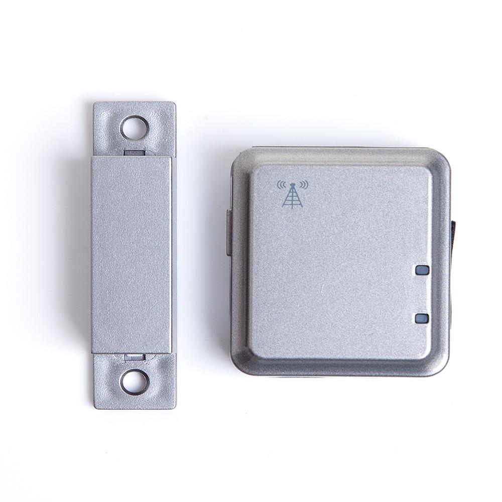 Intelligens GSM riasztás ajtó érzékelő riasztás hang rezgésérzékelő riasztás Távfelügyelet Mini GPRS Tracker