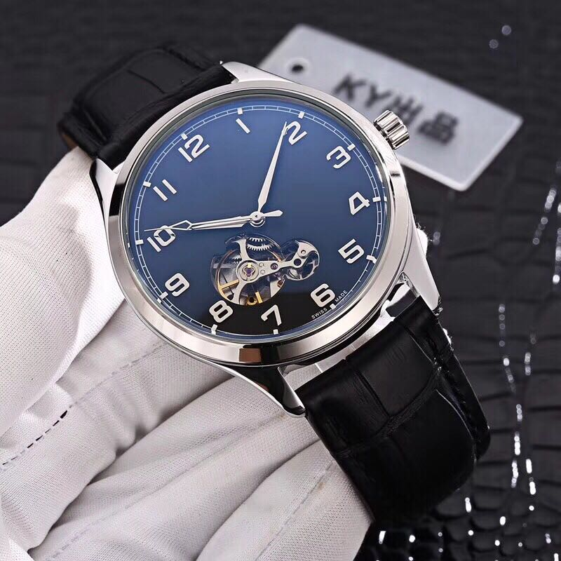 WC08170 Mens Watches Top Brand Runway Luxury European Design Automatic Mechanical Watch