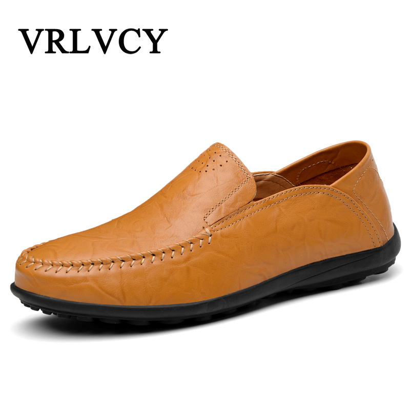 Summer Driving Star Slip On Shoes Man City Loafers Male Shoes Soft Peas Lazy Style Men Shoes