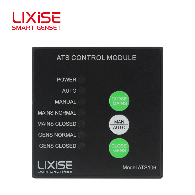 цены ATS106 LIXiSE ats amf generator automatic switching control module