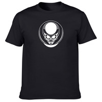 Men S Most Popular Item DIY Tops Tees Short Sleeve T Shirt Custom Alien Skeleton Crew