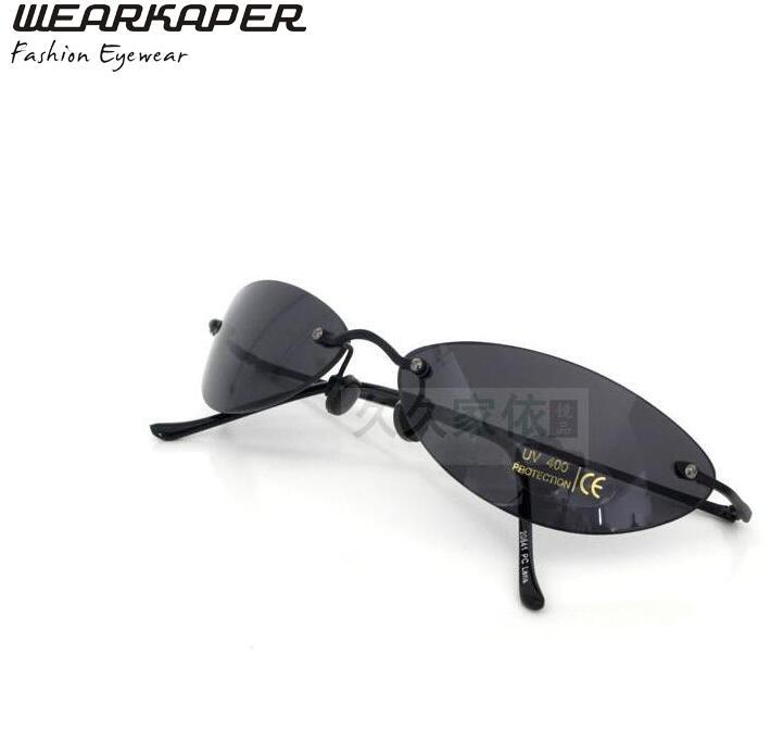 9a5f31dfdbcee WEARKAPER Neo Clássico óculos UV400 Óculos De Sol Filme Matrix Morpheus  Quadrados óculos de sol dos homens em Óculos de sol de Acessórios de  vestuário no ...