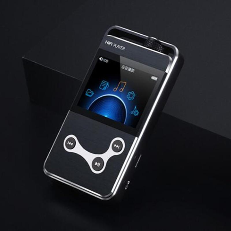 ZIKU HK-X9 DSD128 Portable Hifi-musik-player DAC CS4398 2,4 Zoll-bildschirm Verlustfreie Musik Mp3-player Unterstützung Kopfhörer Amp OTG