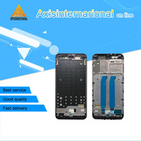 Axisinternational For Xiaomi Mi 5X Mi5X M5X With Light Flex Cable Front Bezel Middle Frame Housing