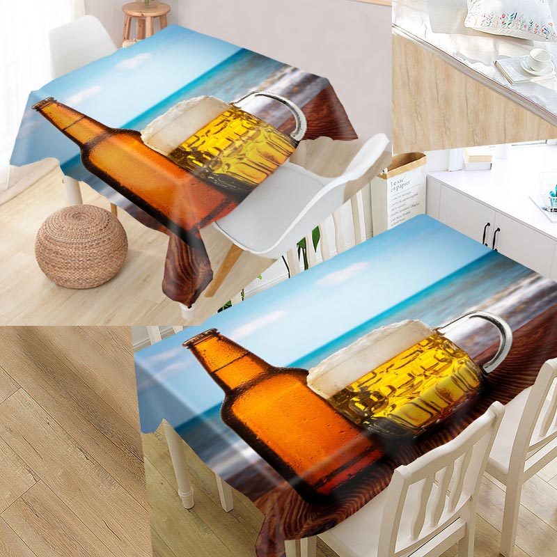 Best Beer Custom Table Cloth
