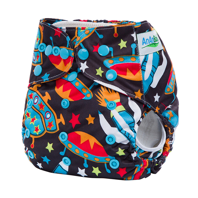 NEW ARRIVAL Baby Nappy Cover All In One Size Cloth Diaper Cover Waterproof  Breathable PUL Machine Washable One Size AI2 Diaper