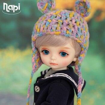 Kuri Napi BJD SD Doll 1/6 YoSD Body Model Baby Girls Boys Toyss High Quality Resin Figures Gift For Birthday Or Christmas 2