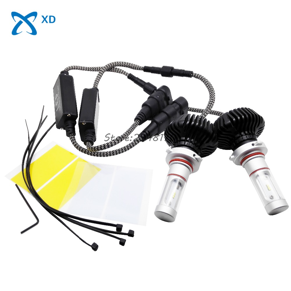9005 LED Headlight 30W 3000LM Car LED Headlamp Bulb Fog Light 6000K 12V for Audi bmw Mercedes Benz Buick Cadillac Citroen kia 2pcs set 72w 7200lm h7 cob led car headlight headlamp auto lamps led kit 6000k headlight bulb light car headlight fog light