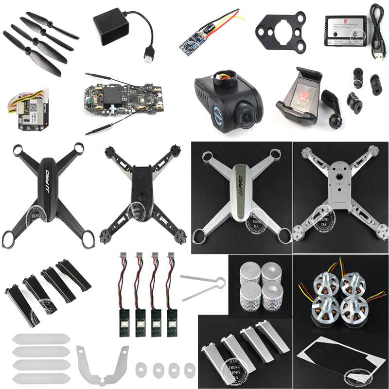 JJRC X5 JJPRO X5 RC Quadcopter Drone onderdelen motor propellers blades body shell ontvanger ESC remote controller charger