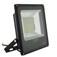 IP65 Waterproof 20W/30W/50W/60W/70W/80W/100W LED Flood Light with 5730 SMD LED, AC85~265V Voltage Input Outdoor Spotlights