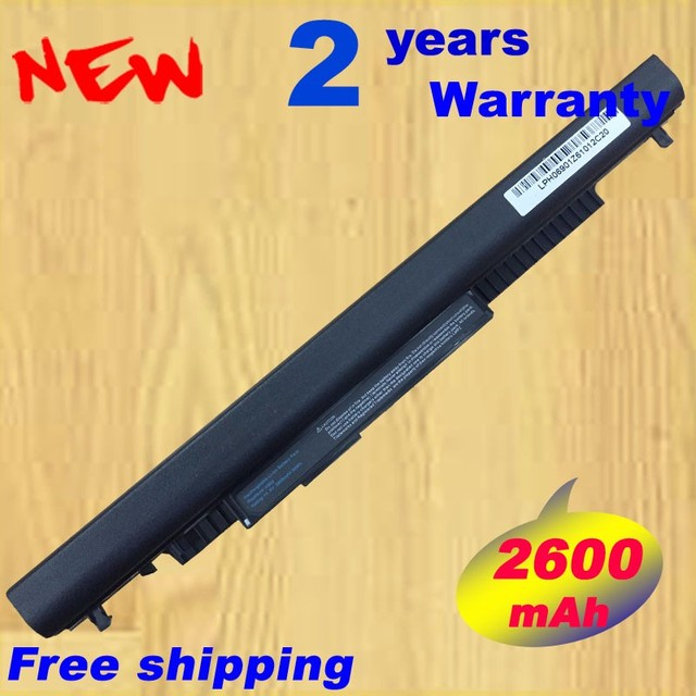 14.4 В 2200 мАч Батареи Ноутбука HSTNN-LB6V HSTNN-LB6 Для HP HS03 HS04 240 245 250 255 для Ноутбуков 14-af0XX 15g-ad0XX Номинальная 0.0