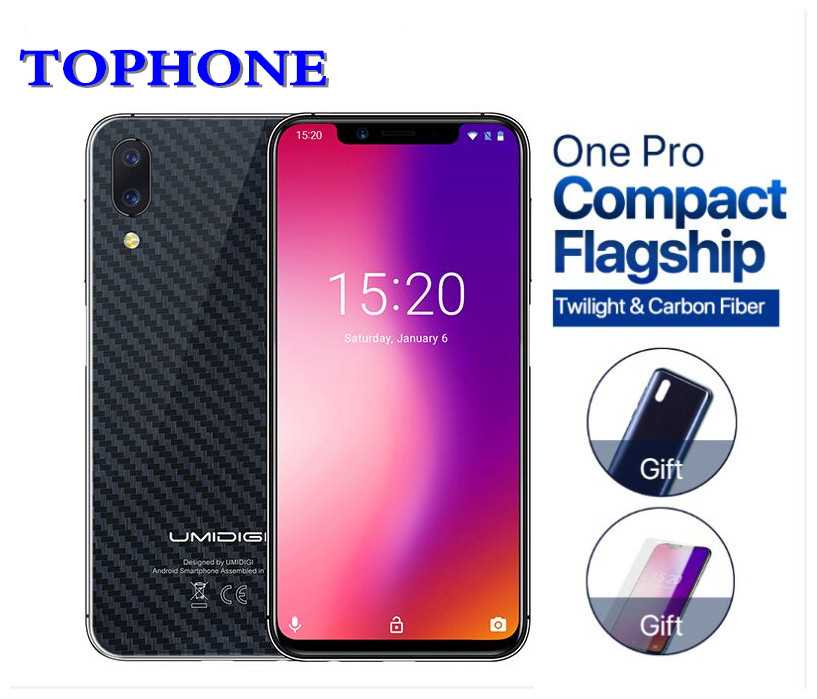2018 d'origine Mondial Version 19:9 5.9 FHD Android 8.1 mobile téléphone RAM 4 gb ROM 64 gb MTK6763 Octa core 12MP 4g LTE NFC smartphone