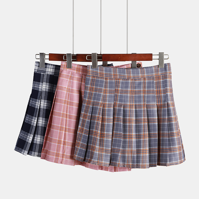 Popular Cute Plaid Skirts-Buy Cheap Cute Plaid Skirts lots from ...