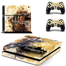 PS4 Skin Sticker – Game Soulcalibur VI
