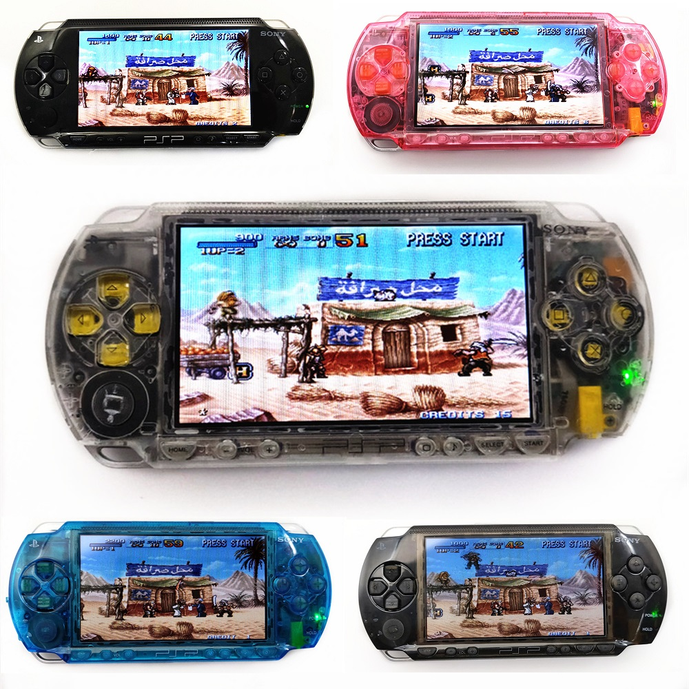 top 9 most popular psp console playstation list and get free