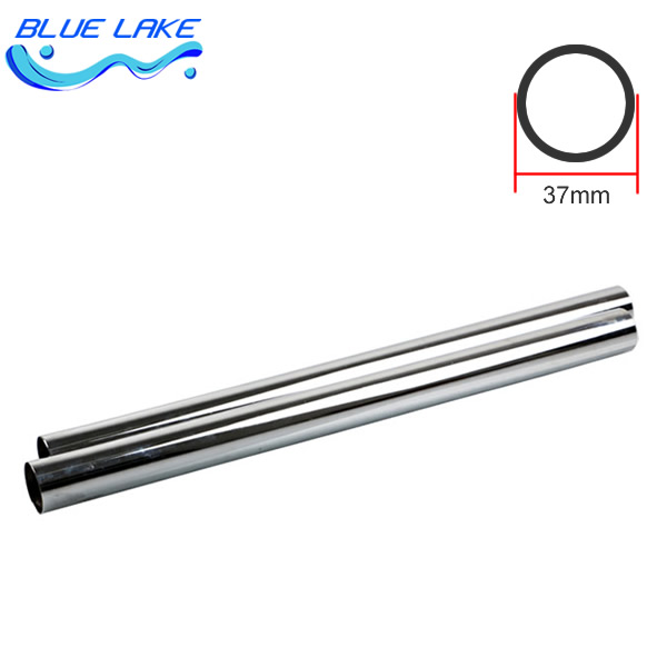 Industrial Vacuum Cleaner Metal Straight Tube/pipe/connector,extended Tube,2 Pcs,for ,vacuum Cleaner Parts brush Inner 38mm