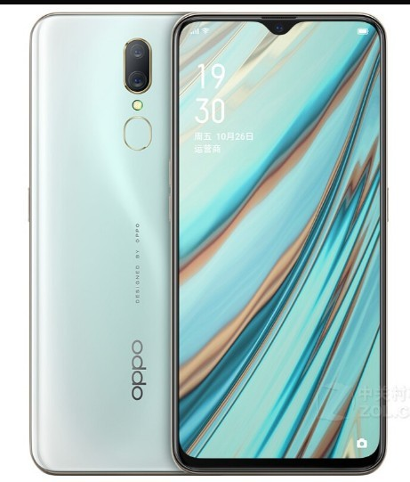 "New OPPO A9 Mobile Phone 4G LTE Android 8.1 MT6771V Octa Core 6.53"" 6+128G Cellphone Back Fingerprint 16MP 3D Body 4020mAh 2"