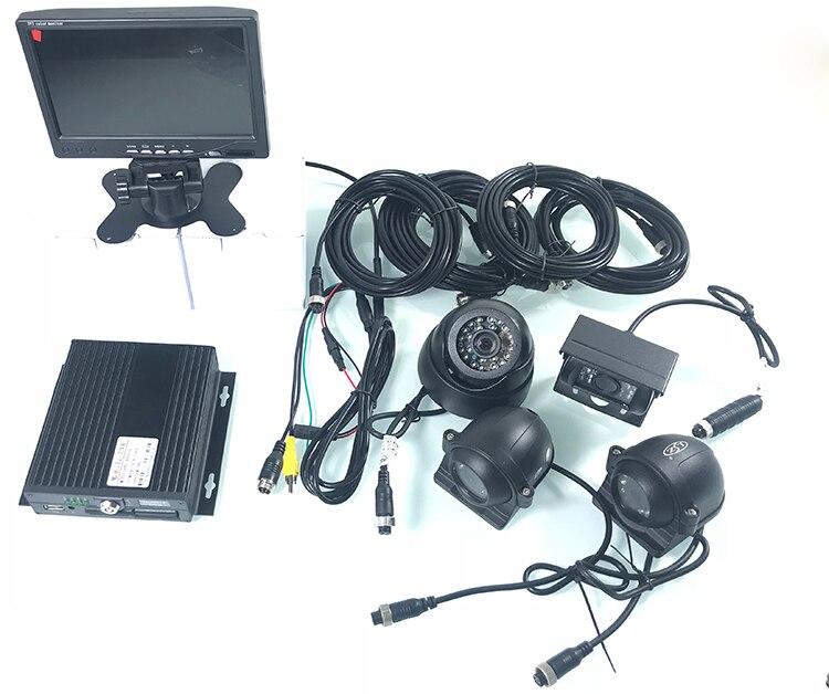 de vídeo kit de monitoramento de gravação