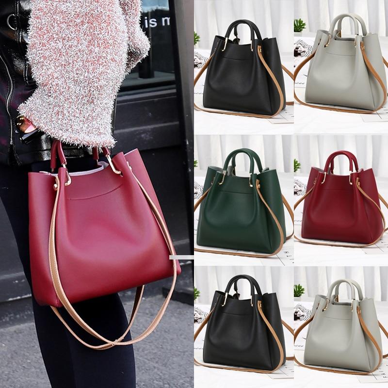 New Hobo Satchel Fashion Bag Messenger Leather Purse Shoulder Handbag Women