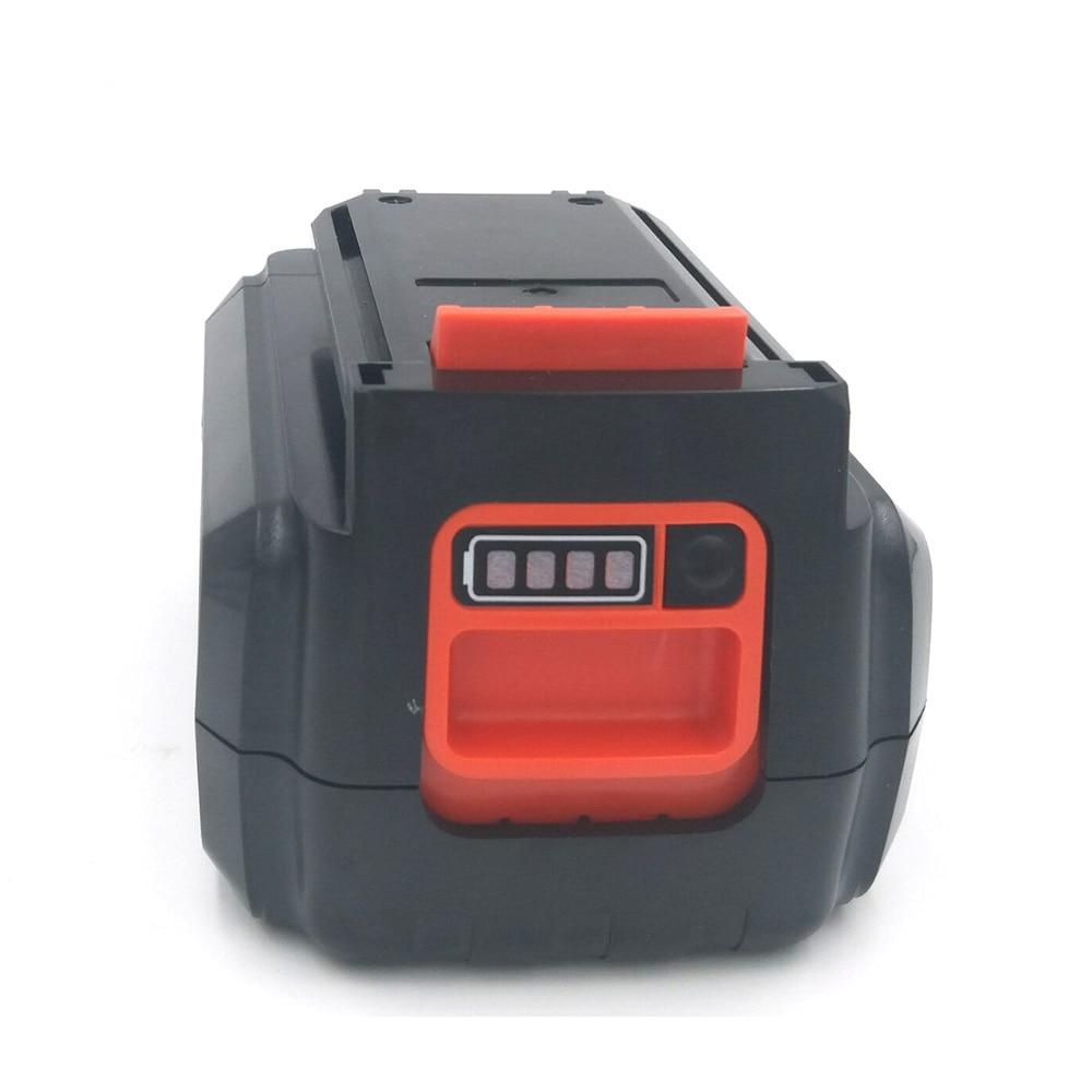 power tool battery B&D 36V Li-ion 3000mAh LBX36 LBXR36 BXR36 LST136 LST420 LST220 LST400 LST300 MTC220 MST1024 MST2118 CST1200 power tool battery hit 25 2v 3000mah li ion dh25dal dh25dl bsl2530 328033 328034