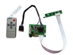 Zdalny HDMI kontroler LCD płyta sterownicza DIY Kit dla M101NWT2 N101N6-L01 1024x600 Panel