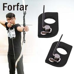 Forfar alloy magnetic arrow rest tool accessories for recurve bow durable black.jpg 250x250