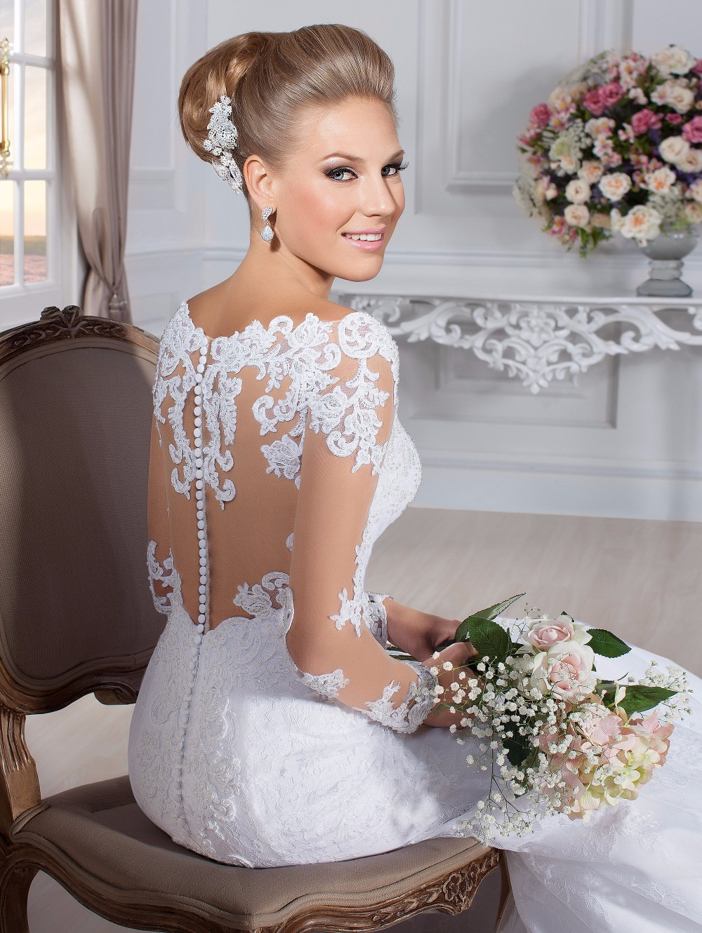 See through Wedding Dresses 2015 | Dress images