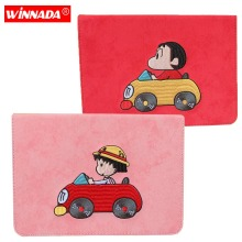 For ipad air 2 case stitchwork Cartoon car Maruko Crayon Stand Protective TPU Cover for ipad air / pro 9.7 / ipad 9.7 2017 2018 for ipad air 2 case kids cartoon 3d protective cover for ipad air funda for ipad 2017 2018 cover capa for ipad pro 9 7 case