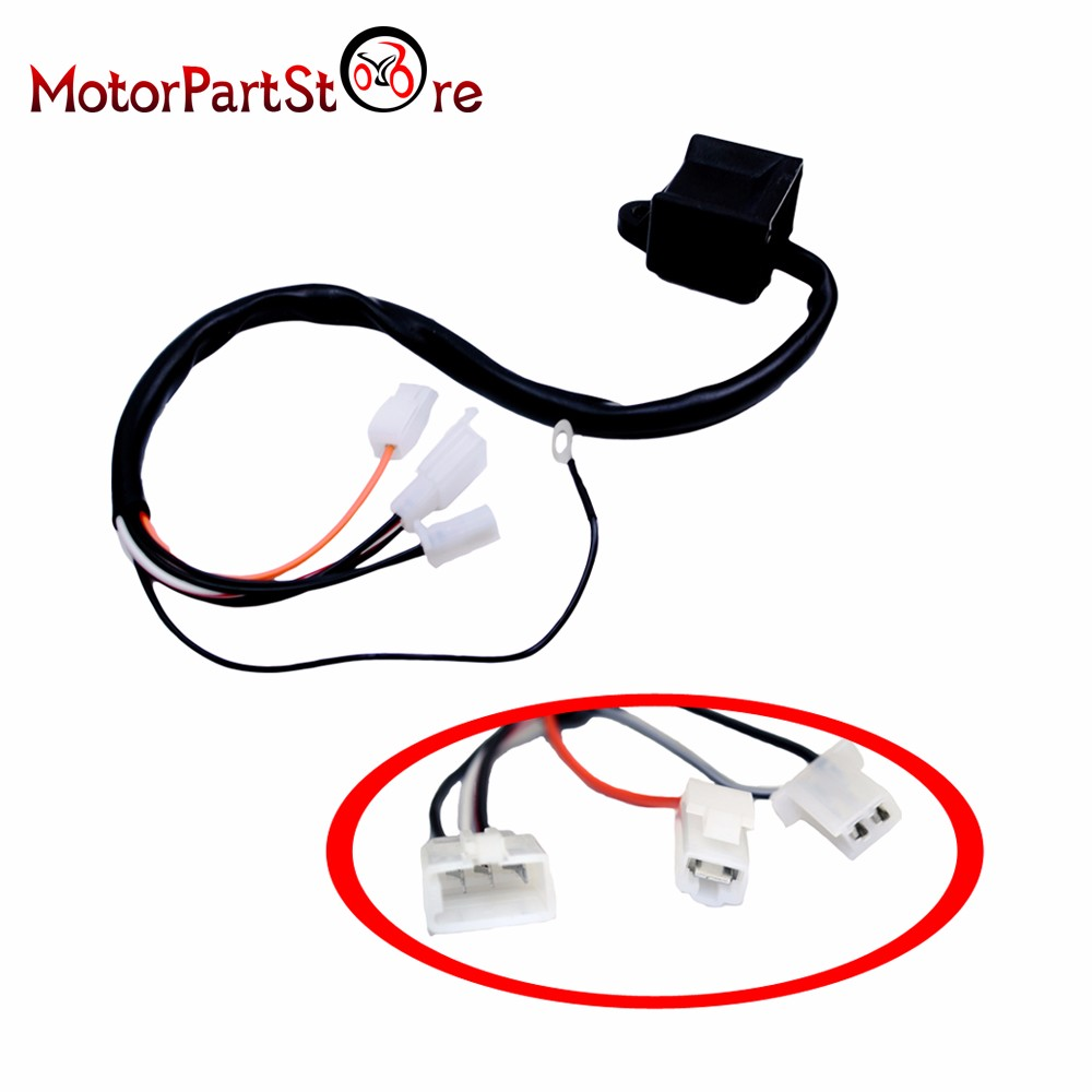 Pw80 Cdi Ignition Wiring Diagram Electrical Drawing 6 Wire Box Stator Magneto Assembly For Yamaha Pw 80 Peewee Py80 Rh Aliexpress Com Diy