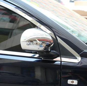 Автомобильный Стайлинг для Kia Sorento 2015 2016 ABS хром внешний вид Miroor боковое зеркало двери Накладка для коробки передач стикер 2 шт