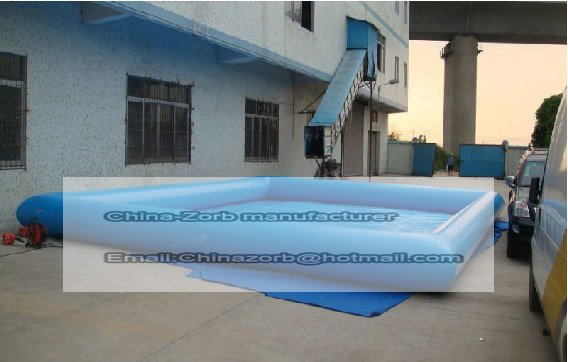 2017 top quality crazy price 6x6m swimming poolpool manufacturewholesaleretail inflatable