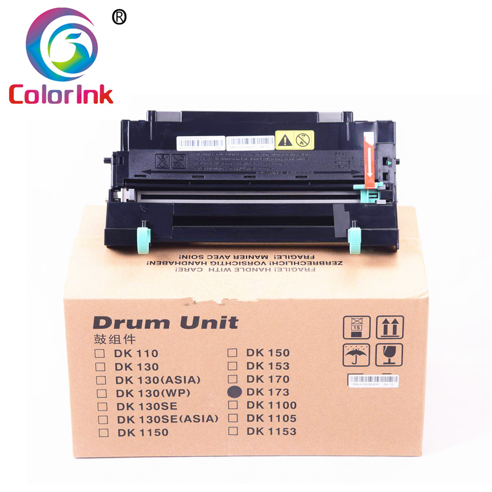 ColorInk DK-173 DK173 drum unit for <font><b>Kyocera</b></font> <font><b>FS</b></font>-1320D <font><b>FS</b></font>-<font><b>1125MFP</b></font> M2035dn M2535dn P2035d P2135d P2135dn printer drun units image